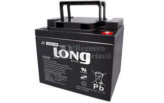 Batería  de Gel 12 Voltios 45 Amperios LONG LG45-12N