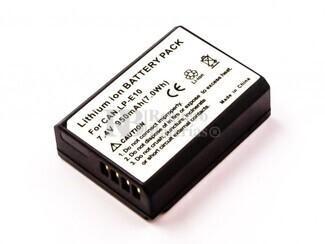 Bateria LP-E10 para camaras digitales