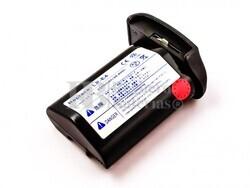 Bateria, LP-E4, Li-ion, para Camaras Canon, 11,1V, 2200mAh, 24,4Wh, black