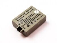 Batería LP-E5 para Canon EOS REBEL XSI, EOS REBEL XS, EOS REBEL T1I, EOS KISS X3