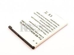 Batería Lumia 950 XL, para teléfonos, Nokia, Li-ion, 3,8V, 2950mAh, 11,2Wh, decoded