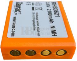 Batería mando grúa ABB HBC 3,6 Voltios 2100mAh Ni-MH