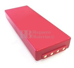 Batería mando grúa ABB HBC FuB10XL
