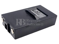 Batería mando Hiab 7,2 Voltios 2.000 mAh Ni-MH