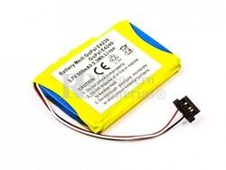 Batería M1100 para GPS Medion GoPal E4230, GoPal E4240,