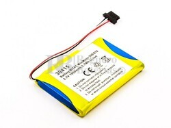 Batería MITAC Mio Moov 200, 210, Li-ion, 3,7V, 1000mAh, 3,7Wh, para GPS