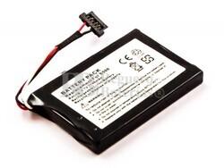 Batería MITAC Mio Moov S500, S556, Li-ion, 3,7V, 1100mAh, 4,1Wh