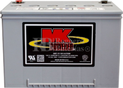 Batería MK M34SLD-G 12 Voltios 60 Amperios Gel