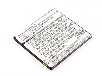 Bateria Mobistel Cynus T2, Li-ion, 3,7V, 2000mAh, 7,4Wh