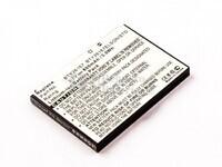 Bateria, Mobistel EL680, Li-ion, 3,7V, 800mAh, 3,0Wh