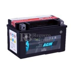 Batería Moto AGM YTX7A-BS Intact 12 Voltios 6 Amperios