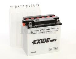 Batería Moto EB7-A Exide 12V 8A