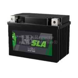 Batería Moto YTZ7-S Intact 12 Voltios 6 Amperios
