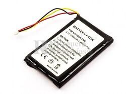 Batería NAVIGON 3300, 3310, Li-Polymer, 3,7V, 1200mAh, 4,4Wh, para GPS