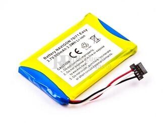 Bater�a NAVIGON 70-71 Easy, Li-ion, 3,7V, 900mAh, 3,3Wh