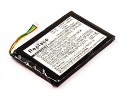 Batería NAVIGON 7210, 7310, Li-ion, 3,7V, 1600mAh, 5,9Wh