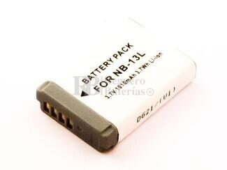 Batería NB-13L para Canon PowerShot G7 X