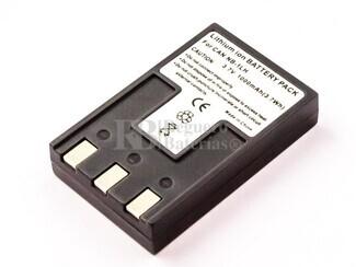 Batería NB-1L, NB-1LH para Canon IXY DIGITAL 400, IXY DIGITAL 430, IXY DIGITAL 450
