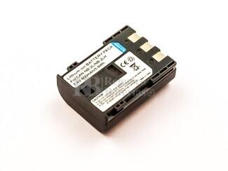 Batería NB-2L, NB-2LH, BP-2LH para Canon OPTURA 40, OPTURA 400, OPTURA 50, OPTURA 500, MVX250