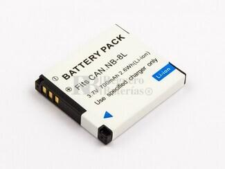 Bateria NB-8L para cámaras Canon