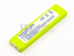 Batería NH-14WM, NiMH, 1,2V, 1450mAh, 1,7Wh MP3, MP4