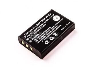 Batería NP-120, DB-43, BP-1500S, NP-120, D-LI7, PX1657 para  FUJIFILM