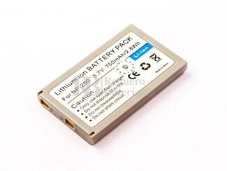 Bateria NP-200 para camara Monilta DIMAGE XT BIZ, DIMAGE XT, DIMAGE XI, DIMAGE X Konica Minolta DIMAGE XG