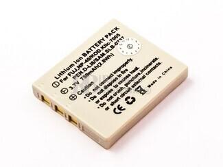 Batería NP-40 para Fujifilm, Benq, Kodak, Pentax, Ricoh, Samsung, Sanyo..