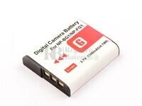 Batería NP-BG1,NP-FG1 para cámaras Sony CYBER-SHOT DSC-W300, CYBER-SHOT DSC-W30