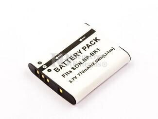 Bateria NP-BK1 para camaras Sony