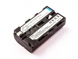 Batería NP-F550 para cámaras Sony