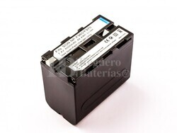 Bateria NP-F930, NP-F950, NP-F960, NP-F970 para camaras Sony
