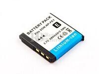 Bateria para camara Sony NP-FE1, Li-ion, 3,7V, 680mAh, 2,5Wh