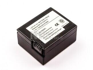 Bateria NP-FF70 para camaras Sony (NP-FF71)