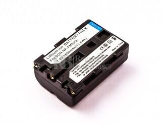Bateria NP-FM500H para camaras Sony