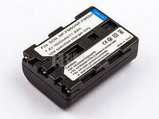 Bateria NP-FM55H para camaras Sony