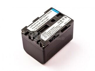 Bateria NP-FM70, NP-FM71, NP-QM70, NP-QM71, NP-QM71D para camaras Sony