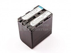 Bateria NP-FM90, NP-FM91, NP-QM90, NP-QM91, NP-QM91D para camaras Sony