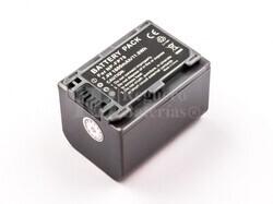 Bateria NP-FP60 NP-FP70 NP-FP71 bateria para camaras Sony