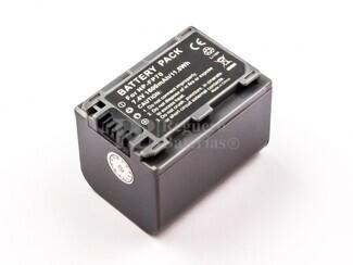 Batería NP-FP60 para cámaras Sony