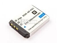 Batería NP-FR1 para cámaras SONY CYBER-SHOT DSC-P200, CYBER-SHOT DSC-P200/B