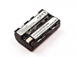 Bateria NP-FS10, NP-FS11, Li-ion, 3,7V, 1300mAh, 4,8Wh, dark grey para camaras Sony