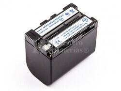 Batería NP-FS20, Li-ion, 3,6V, 3000mAh, 10,8Wh, dark grey para camaras Sony