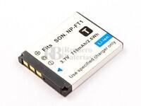 Batería NP-FT1 para cámaras Sony CYBER-SHOT DSC-T10/W, CYBER-SHOT DSC-T11