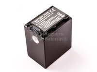 Batería NP-FV100 compatible para cámaras Sony HDR-CX700VE, HDR-CX720V