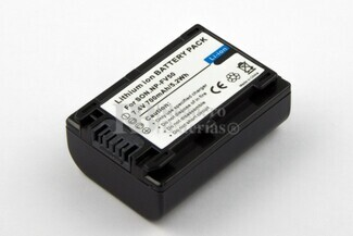 Batería NP-FV50 compatible para cámaras Sony HDR-CX550, HDR-CX520VE