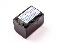 Batería NP-FV70 para cámaras SONY HDR-CX700V, HDR-CX700VE