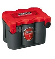 Bateria Optima RED TOP  RTF 4.2 AGM 12 Voltios 50 Amperios