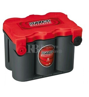 Bateria Optima RED TOP  RTF 4.2 AGM 12 Voltios 50 Amperios