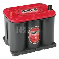Bateria  Optima RED TOP  RTS 3.7 AGM 12 Voltios 44 Amperios